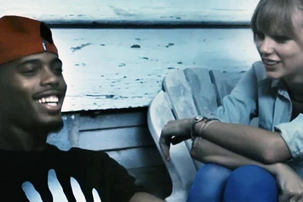 B.o.B and Taylor Swift