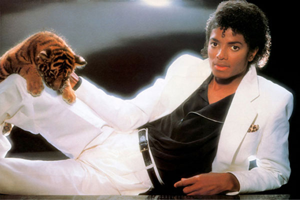 Michael Jackson pet tiger has died