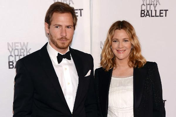 Drew Barrymore married
