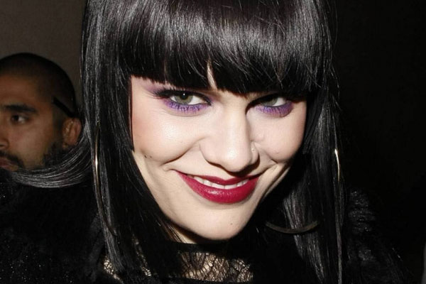 Jessie J admits she doesn't pee in a toilet backstage, so where does she pee?