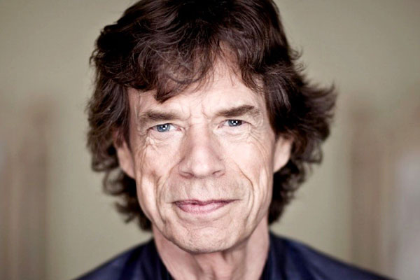 Mick Jagger used to cry over Angelina Jolie