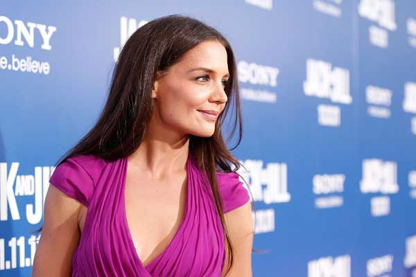 Proof Katie Holmes has been planning her divorce for years