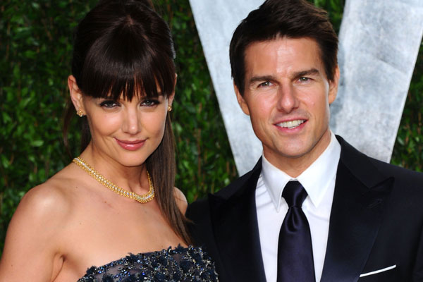 Tom Cruise and Katie Holmes are over