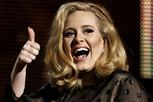 Adele is pregnant!
