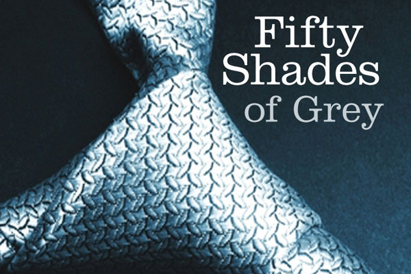 Fifty Shades of Grey author getting off on the money she's making