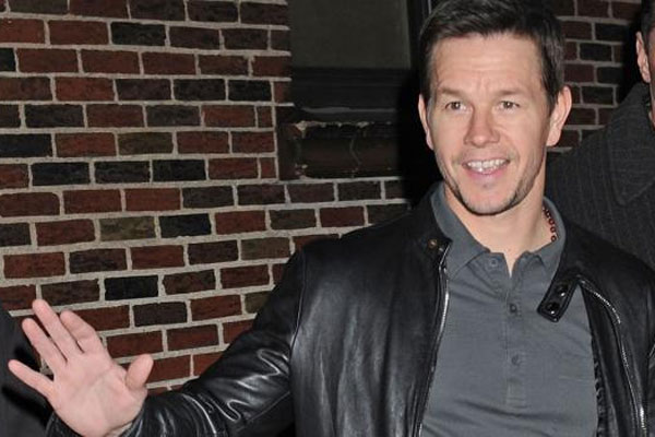 Mark Wahlberg's son beats up The Rock