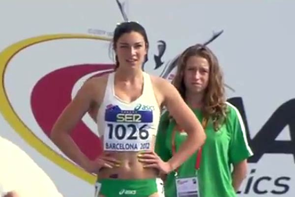 Michelle Jenneke: The Sexy Australian Hurdler
