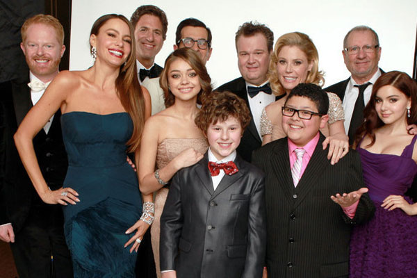 Modern Family cast kick up a fuss - they want more money!