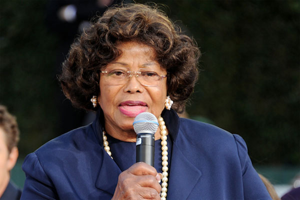 Katherine Jackson explains her disappearing act