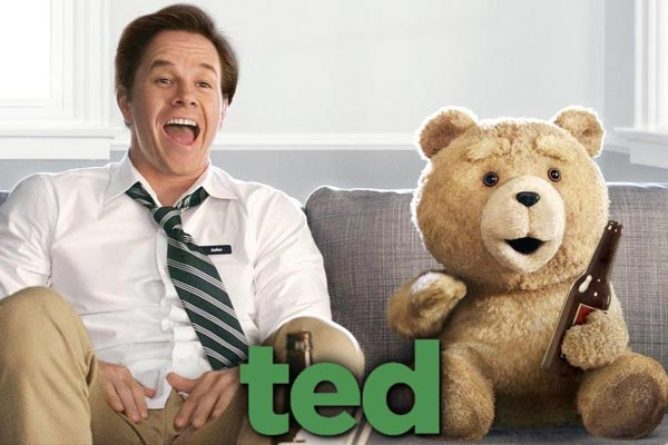 The new movie TED has excited a certain community in more ways than one