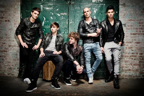 The Wanted are coming to NZ!