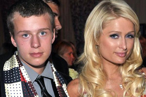 Paris Hilton's brother arrested