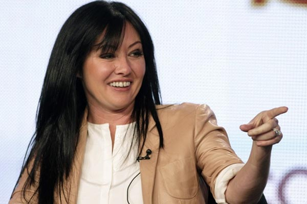 Charmed star Shannen Doherty pranked into thinking she won Lotto