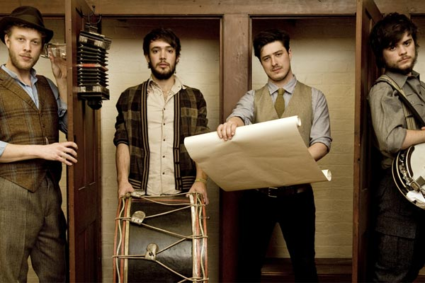 Mumford & Sons reveal new album details