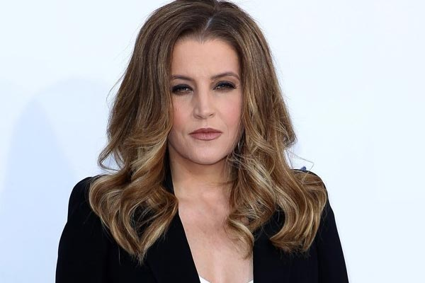 Lisa Marie Presley's embarrassing incident