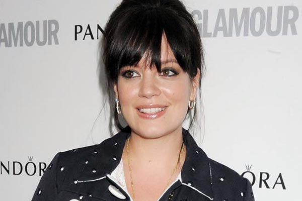 Lily Allen pregnant again