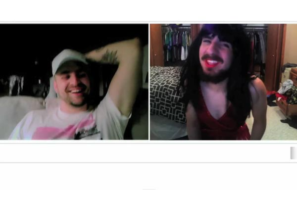 Call Me Maybe - Chatroulette version