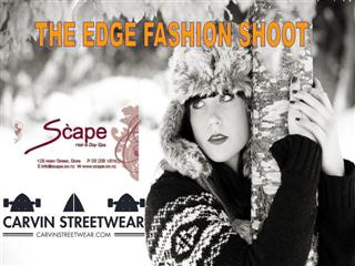 Finalist for The Edge Fashion Shoot 2012
