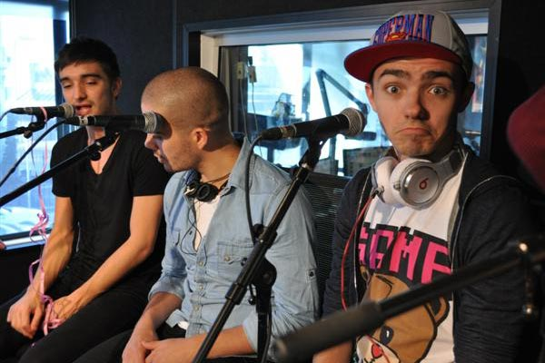 The Wanted chat to Jay-Jay, Mike & Dom - the full interview