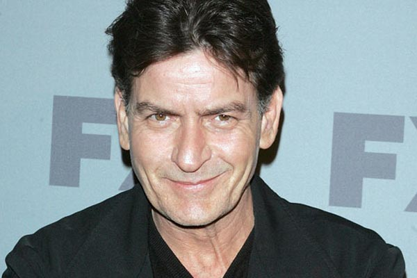 Charlie Sheen is back