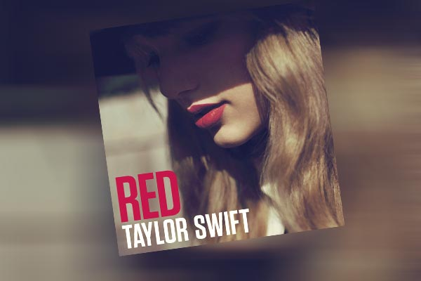Taylor Swift announces new album 'Red'