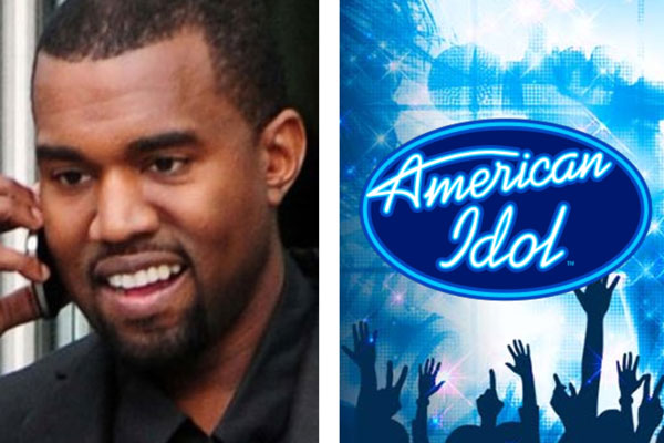 Could Kanye be a judge on American Idol?