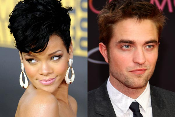 Rihanna has been texting RPatz