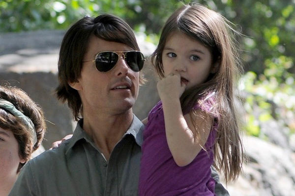 Tom Cruises huge child support bill