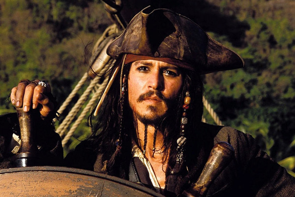 Guess how much Johnny Depp will get for the next Pirates movie?