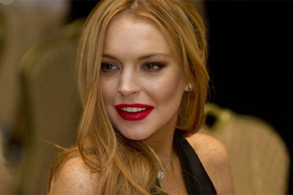 Lindsay Lohan is in big trouble again