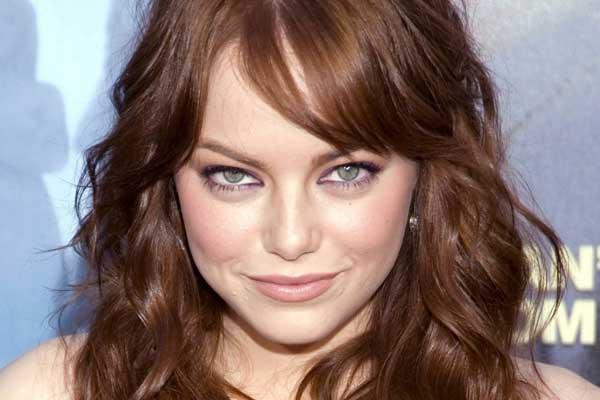 What was Emma Stones stage name going to be?