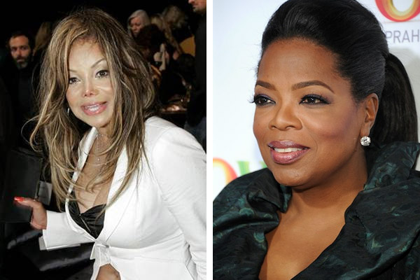 Oprah making Jackson reality TV show