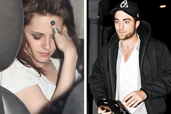 Which team have the Twilight cast taken in KStew-RPatz-Gate?