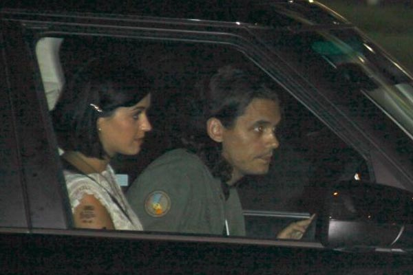 Katy Perry &amp; John Mayer going out?