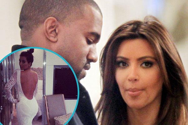 Is Kim getting married again?