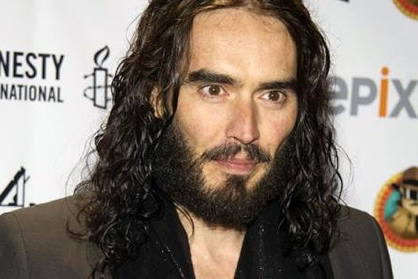 Russell Brand misses his drug addict life