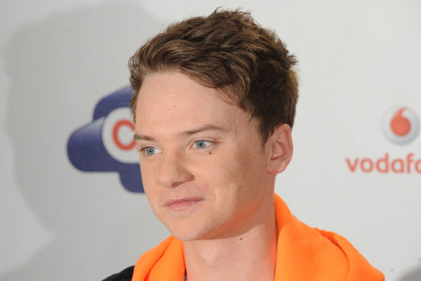 Conor Maynard has been forced out of his house