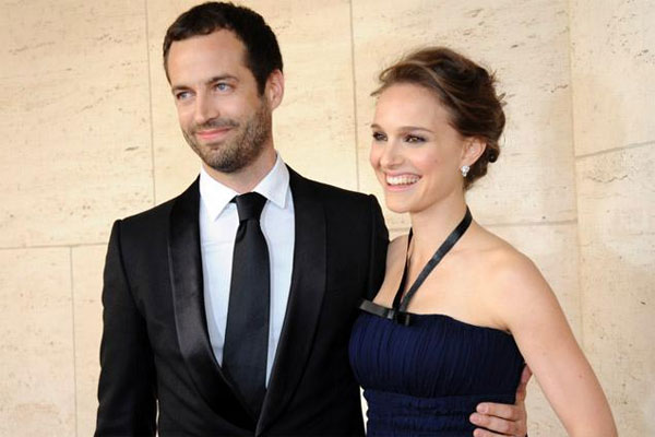 Natalie Portman gets hitched!