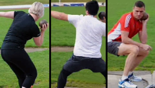 Sloooowlympics: Shot Put