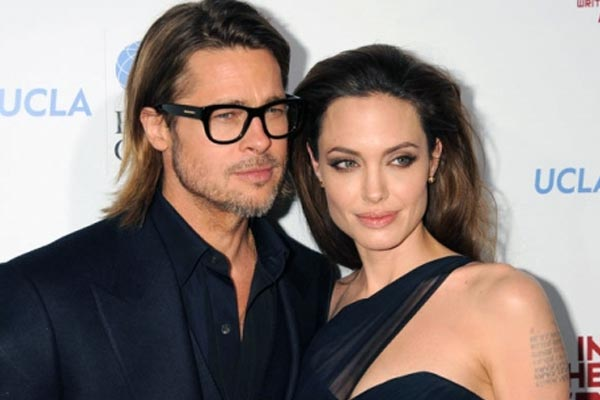 Brad Pitt gives Angelina a pricey present