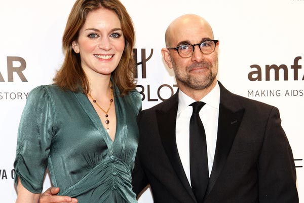 Hunger Games star Stanley Tucci marries