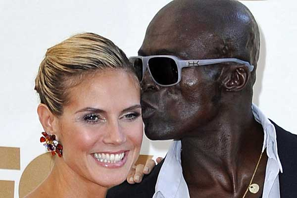Heidi Klum has defended herself against cheating rumours