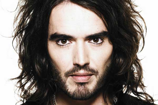 Russell Brand is coming to NZ