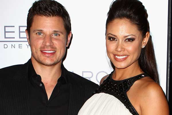 Nick Lachey is a dad