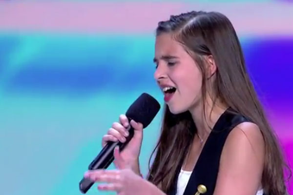 Carly Rose Sonenclar on The X Factor USA