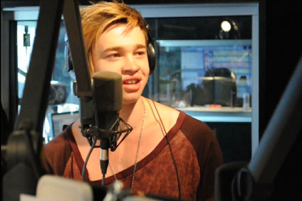 Reece Mastin returns!