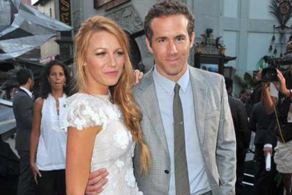 The Edge Quiz: Are Ryan Reynolds and Blake Lively hitched?