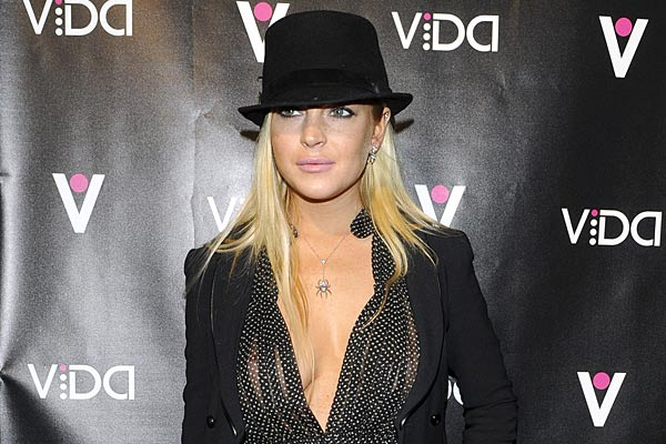 Lindsay Lohan's rep earns her money, coming to her defence again!
