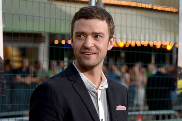 Justin Timberlake has his Stag Do