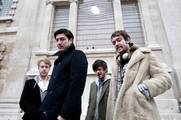 Mumford and Sons feel guilty over a hotel prank